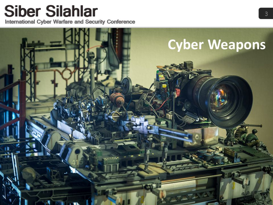 Cyber Weapons