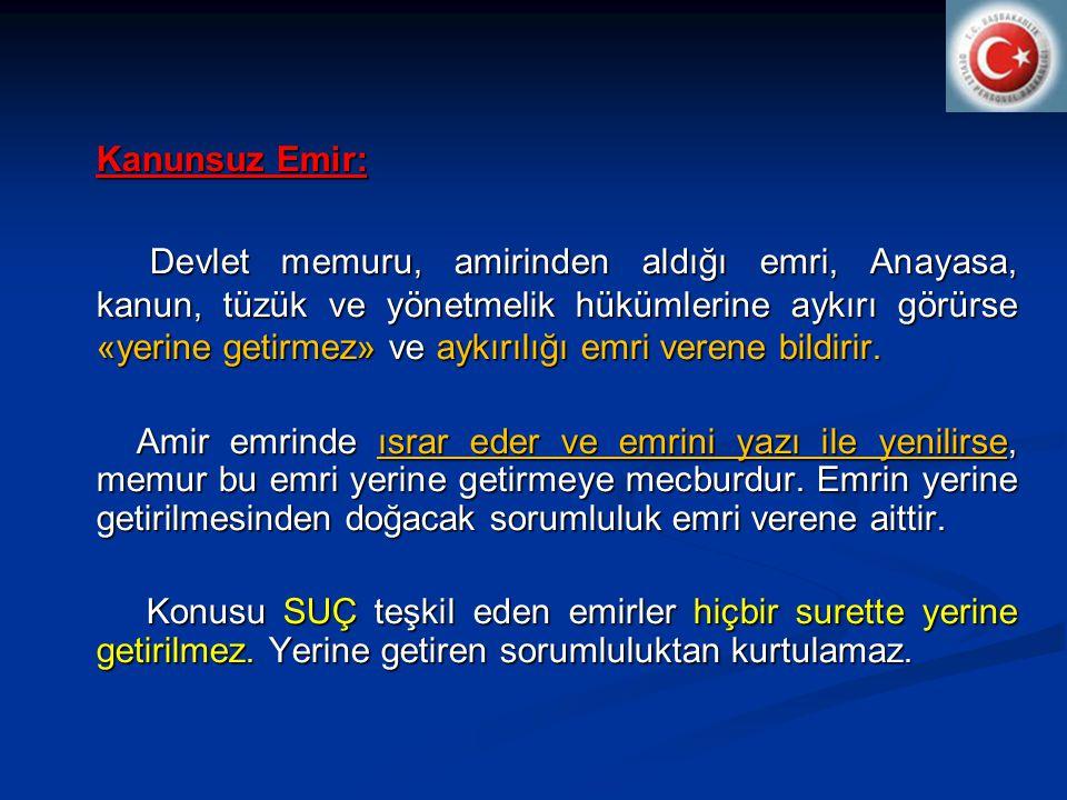 Kanunsuz Emir:
