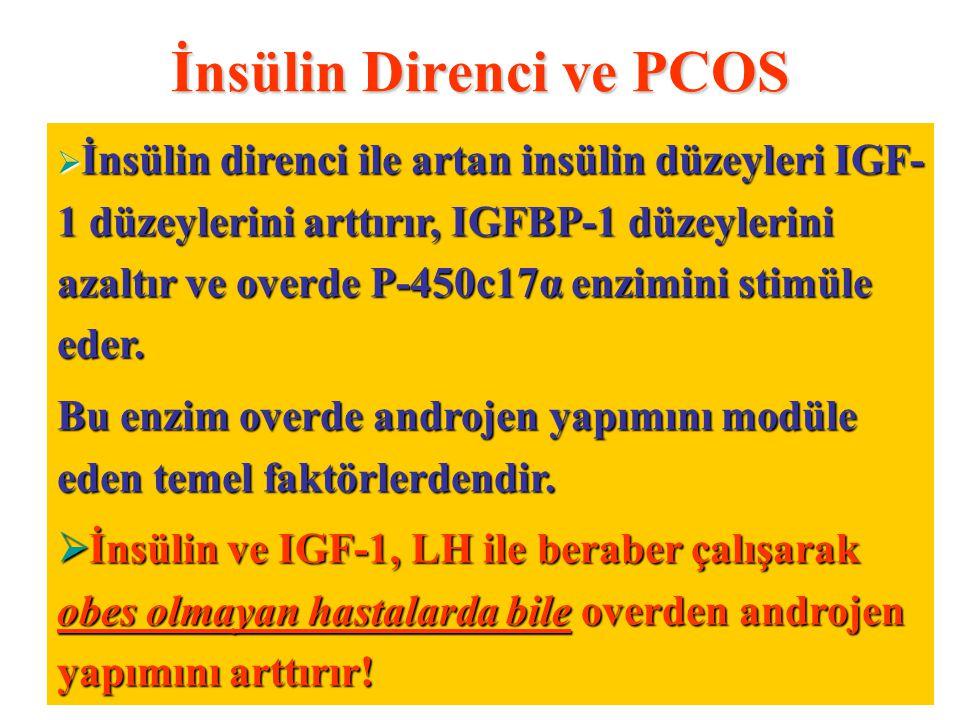 İnsülin Direnci ve PCOS