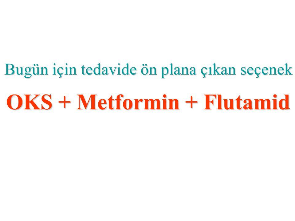 OKS + Metformin + Flutamid