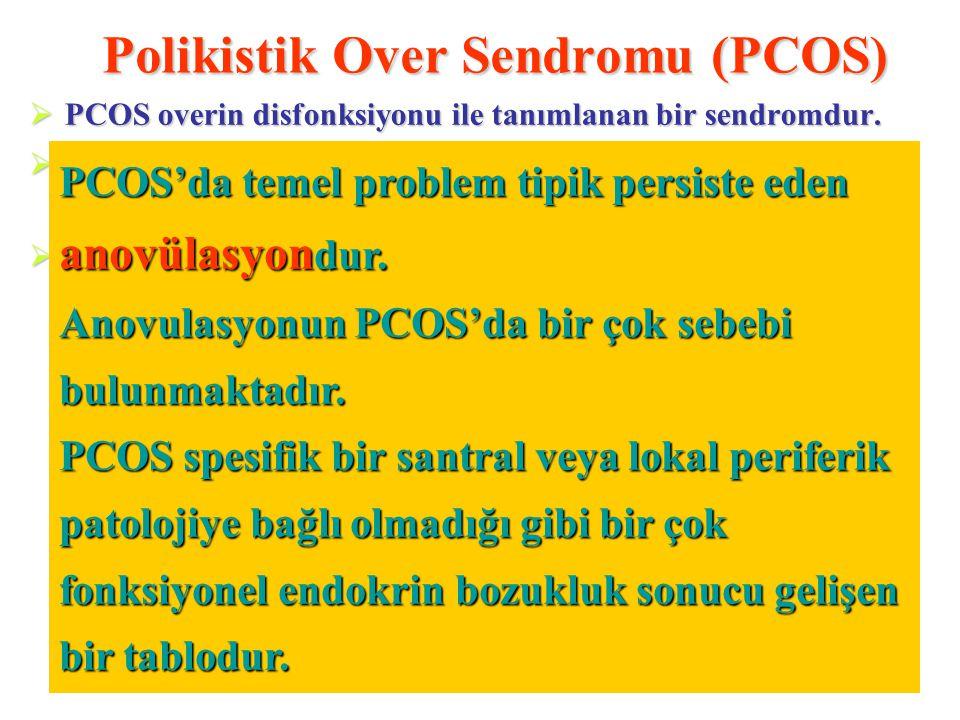 Polikistik Over Sendromu (PCOS)