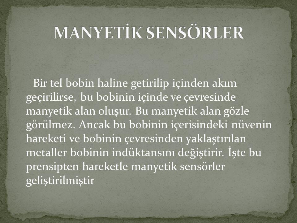 MANYETİK SENSÖRLER