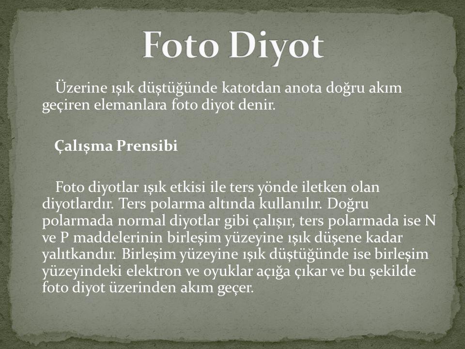Foto Diyot