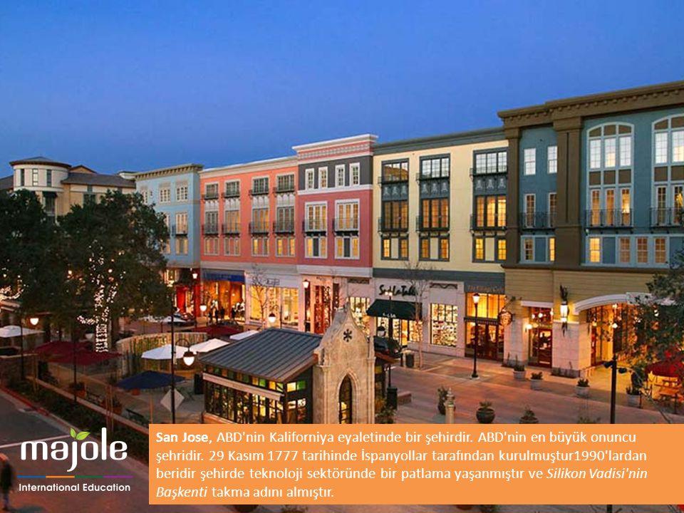 San Jose, ABD nin Kaliforniya eyaletinde bir şehirdir