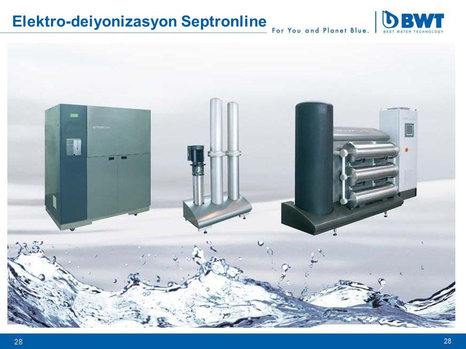 Elektro-deiyonizasyon Septronline