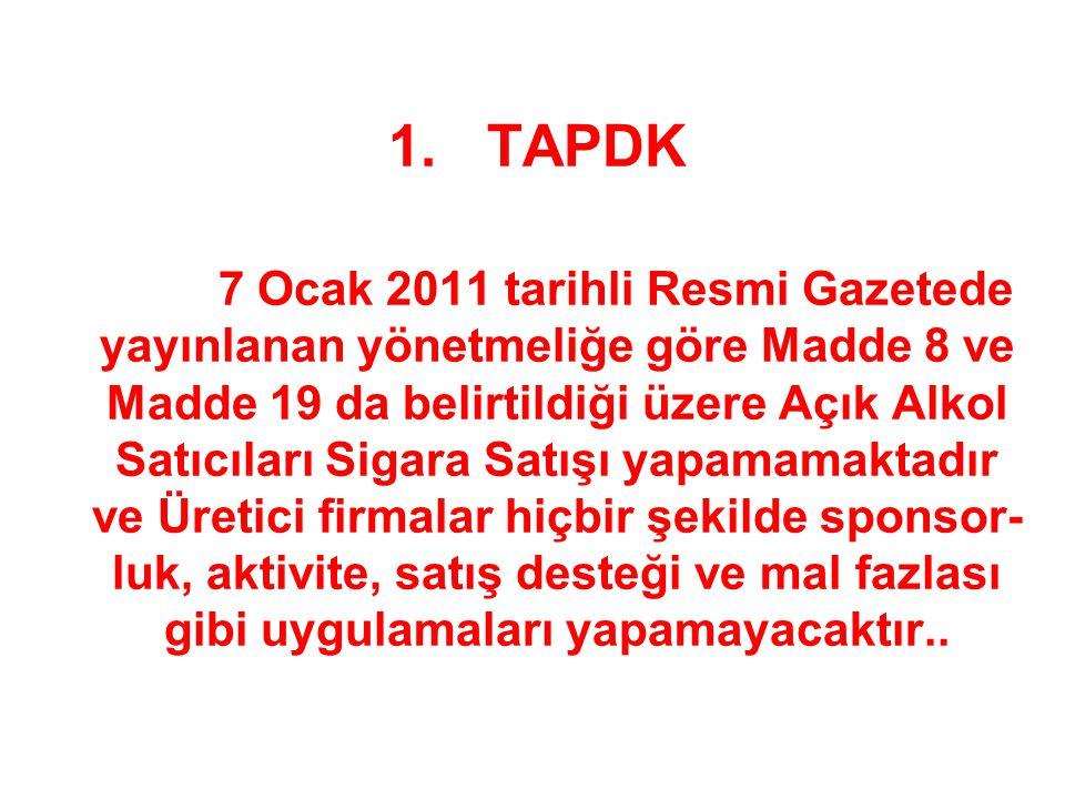 1. TAPDK