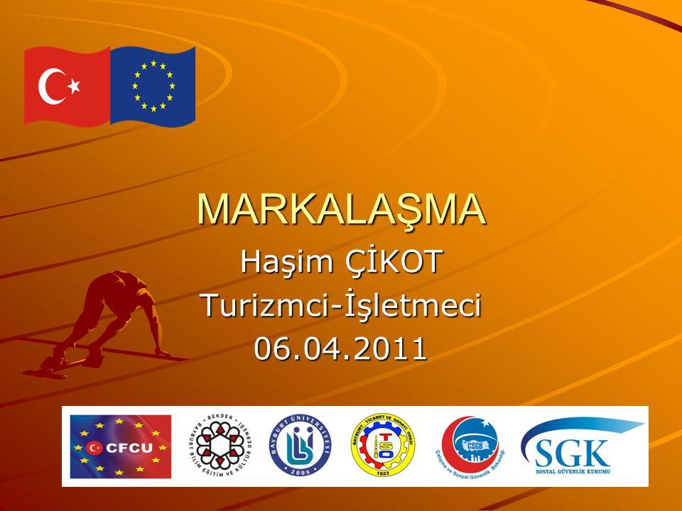 Haşim ÇİKOT Turizmci-İşletmeci 06.04.2011