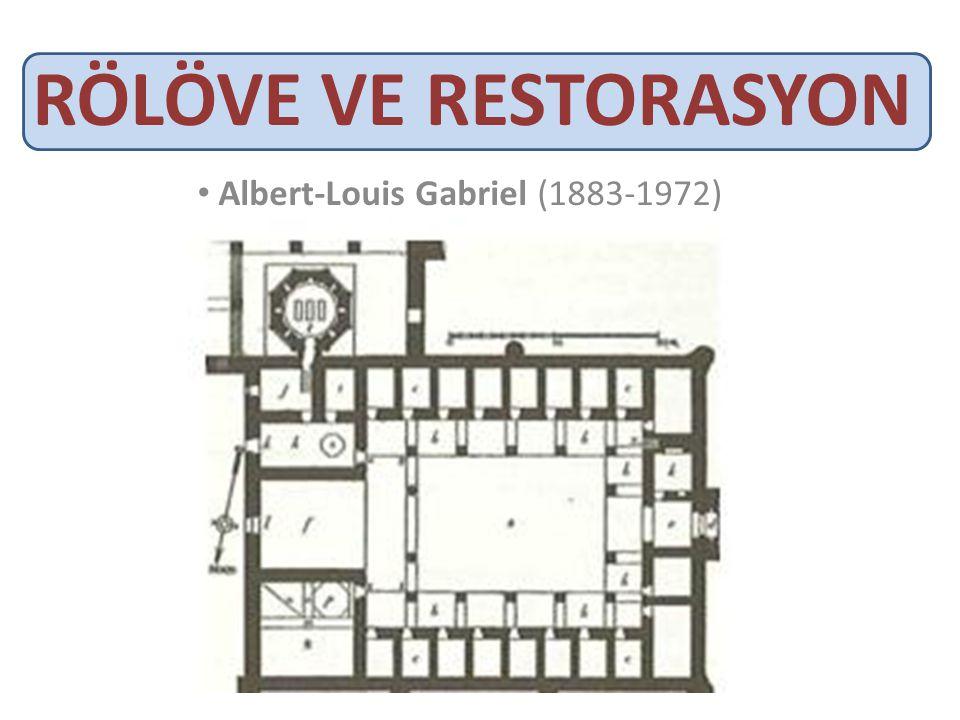 Albert-Louis Gabriel (1883-1972)