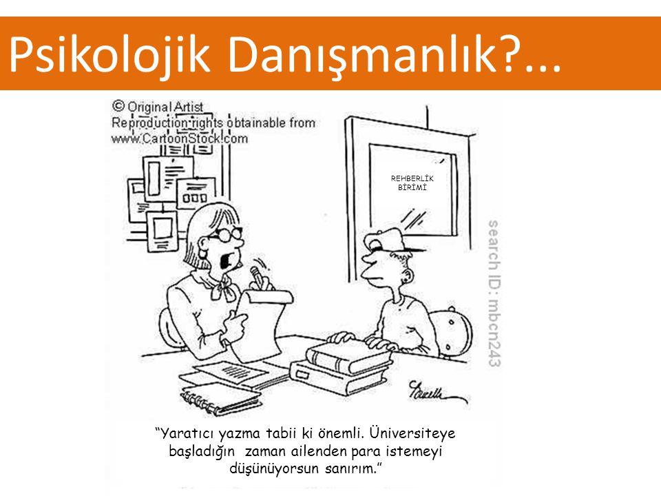 Psikolojik Danışmanlık ...
