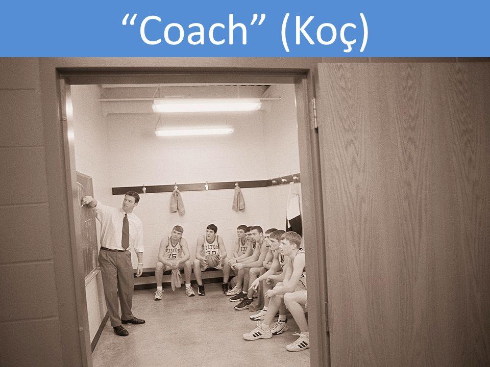 Coach (Koç)