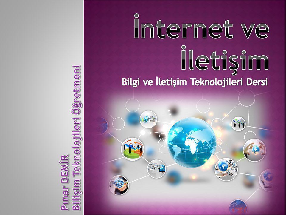 Bilgi ve İletişim Teknolojileri Dersi