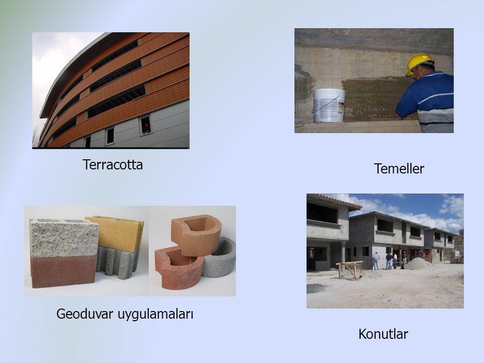 Geoduvar uygulamaları