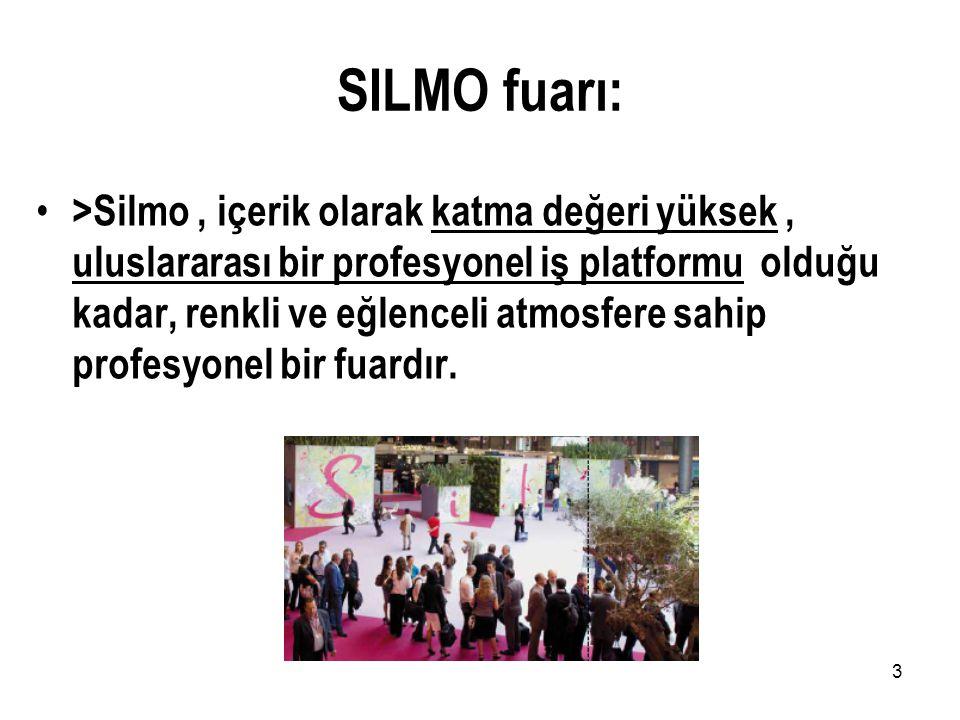 SILMO fuarı: