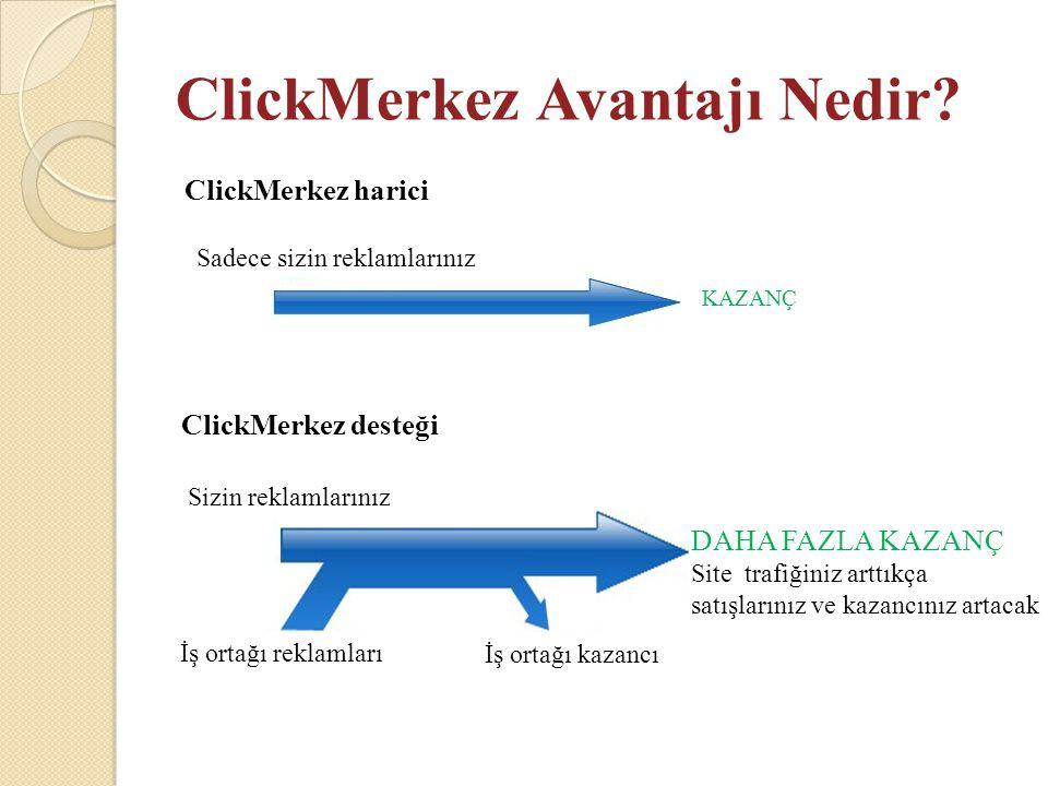 ClickMerkez Avantajı Nedir