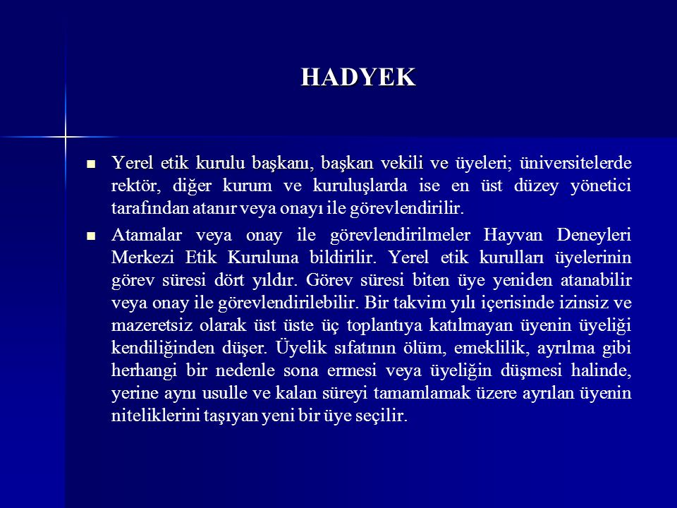 HADYEK