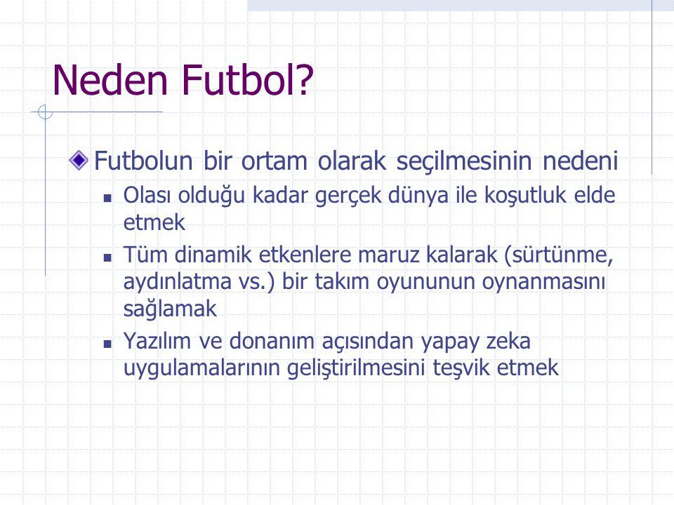 Neden Futbol Futbolun bir ortam olarak seçilmesinin nedeni