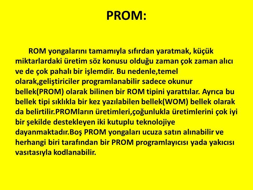 PROM: