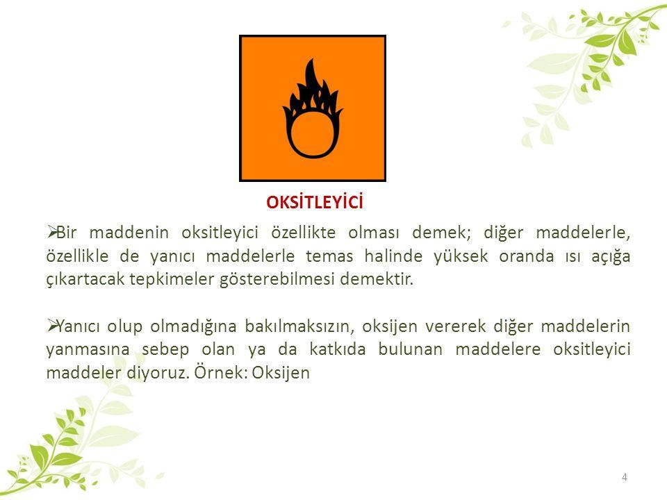 OKSİTLEYİCİ