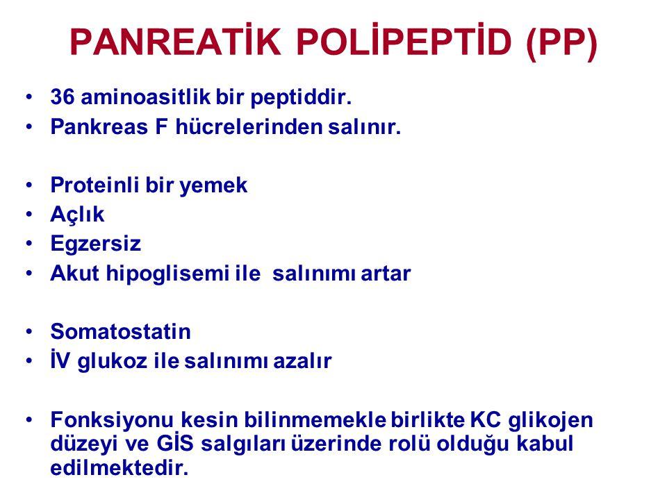 PANREATİK POLİPEPTİD (PP)