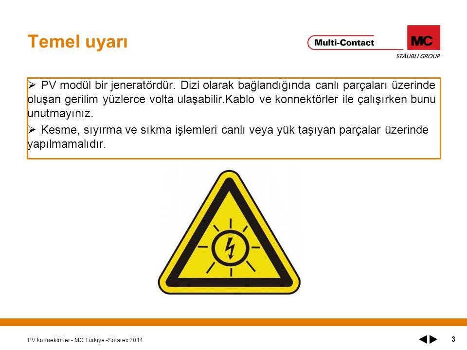 Temel uyarı