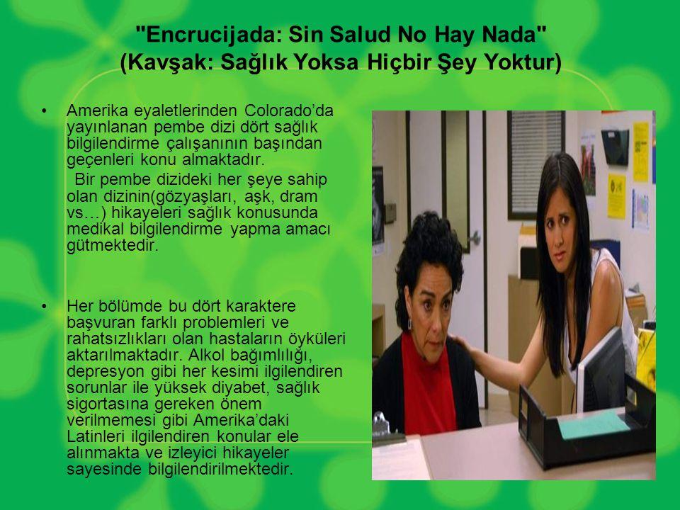 Encrucijada: Sin Salud No Hay Nada (Kavşak: Sağlık Yoksa Hiçbir Şey Yoktur)