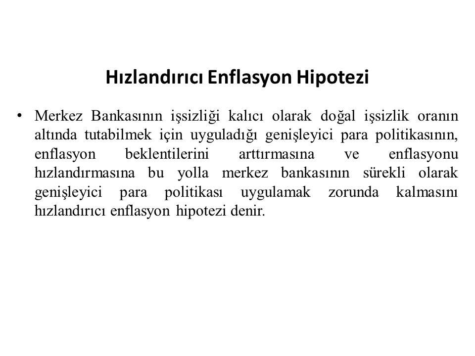 Hızlandırıcı Enflasyon Hipotezi