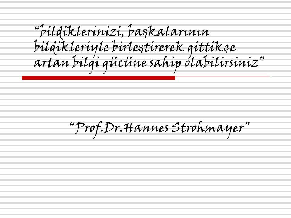 Prof.Dr.Hannes Strohmayer