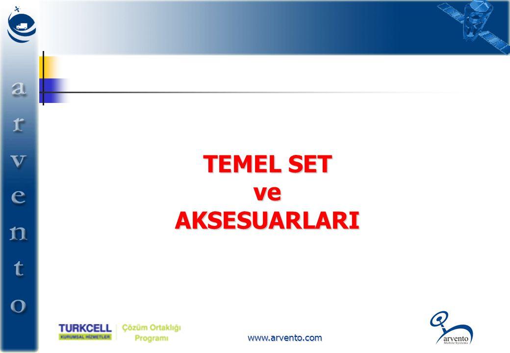 TEMEL SET ve AKSESUARLARI
