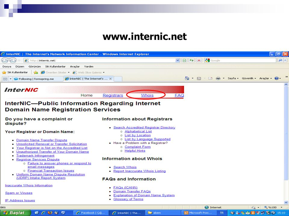 www.internic.net