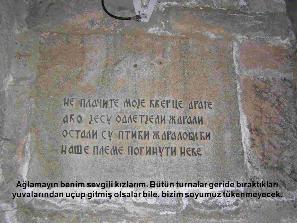 DESTAN GELECEĞE YÖNELİK ÜMİT AŞILIYOR..