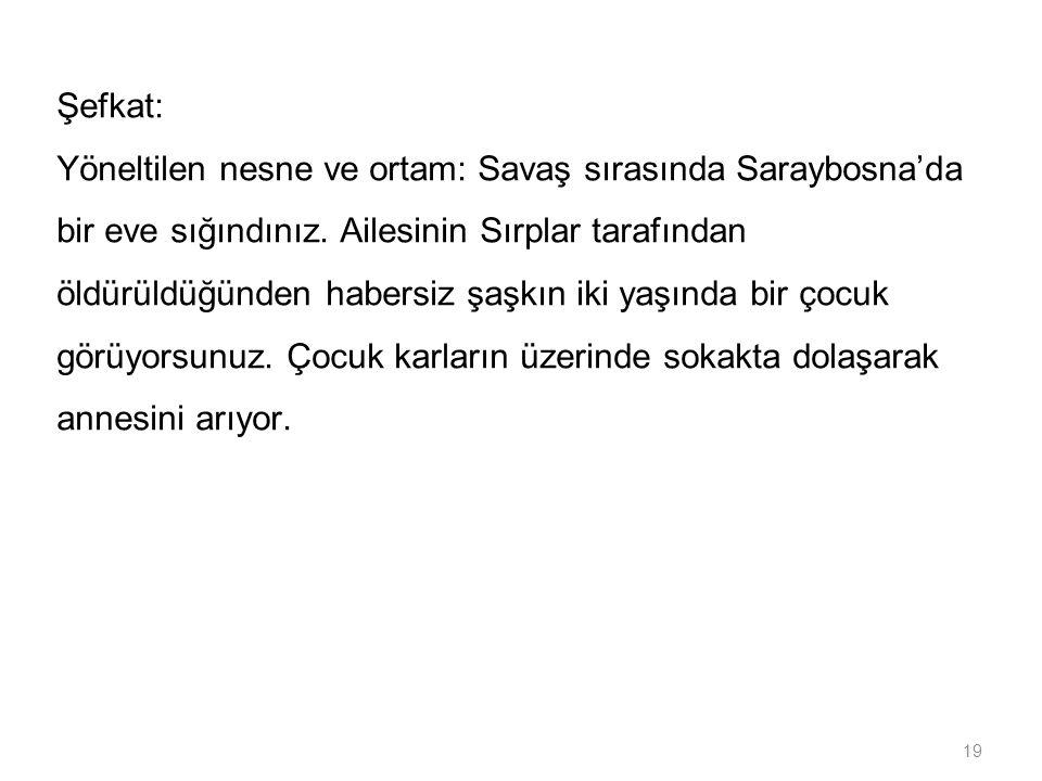 Şefkat:
