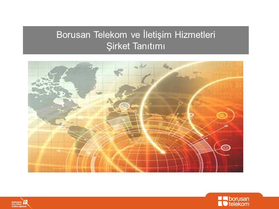 Borusan Telekom ve İletişim Hizmetleri