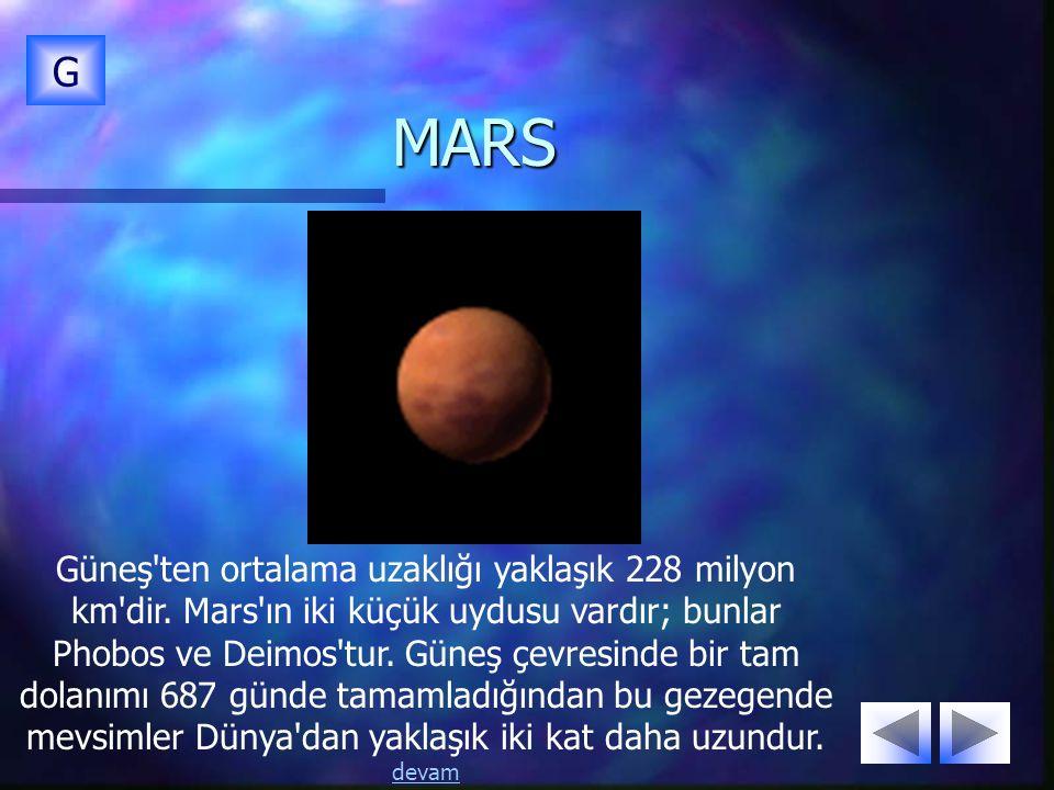 G MARS.
