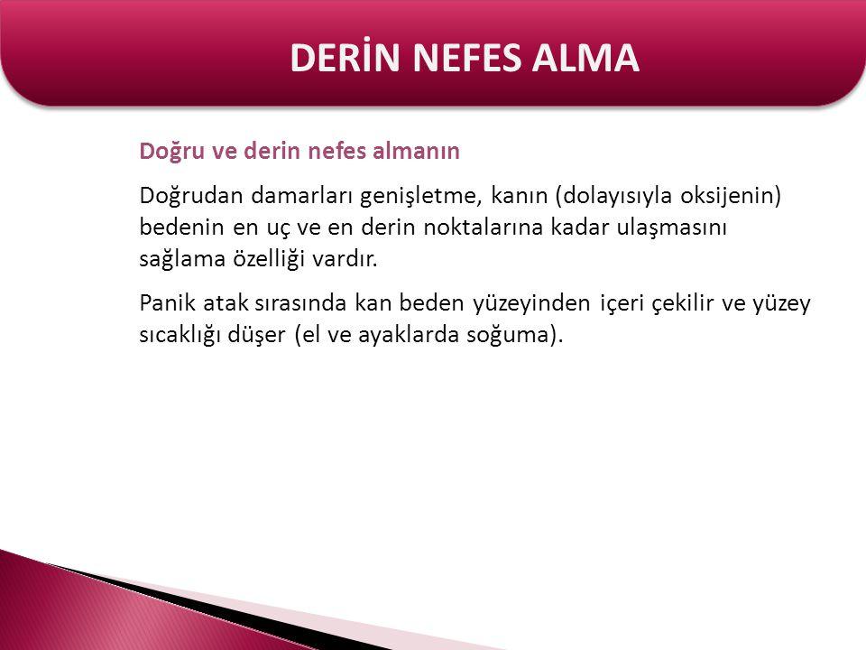 DERİN NEFES ALMA