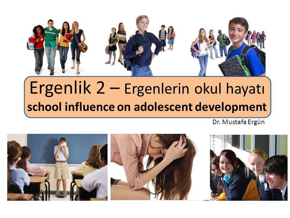 Ergenlik 2 – Ergenlerin okul hayatı