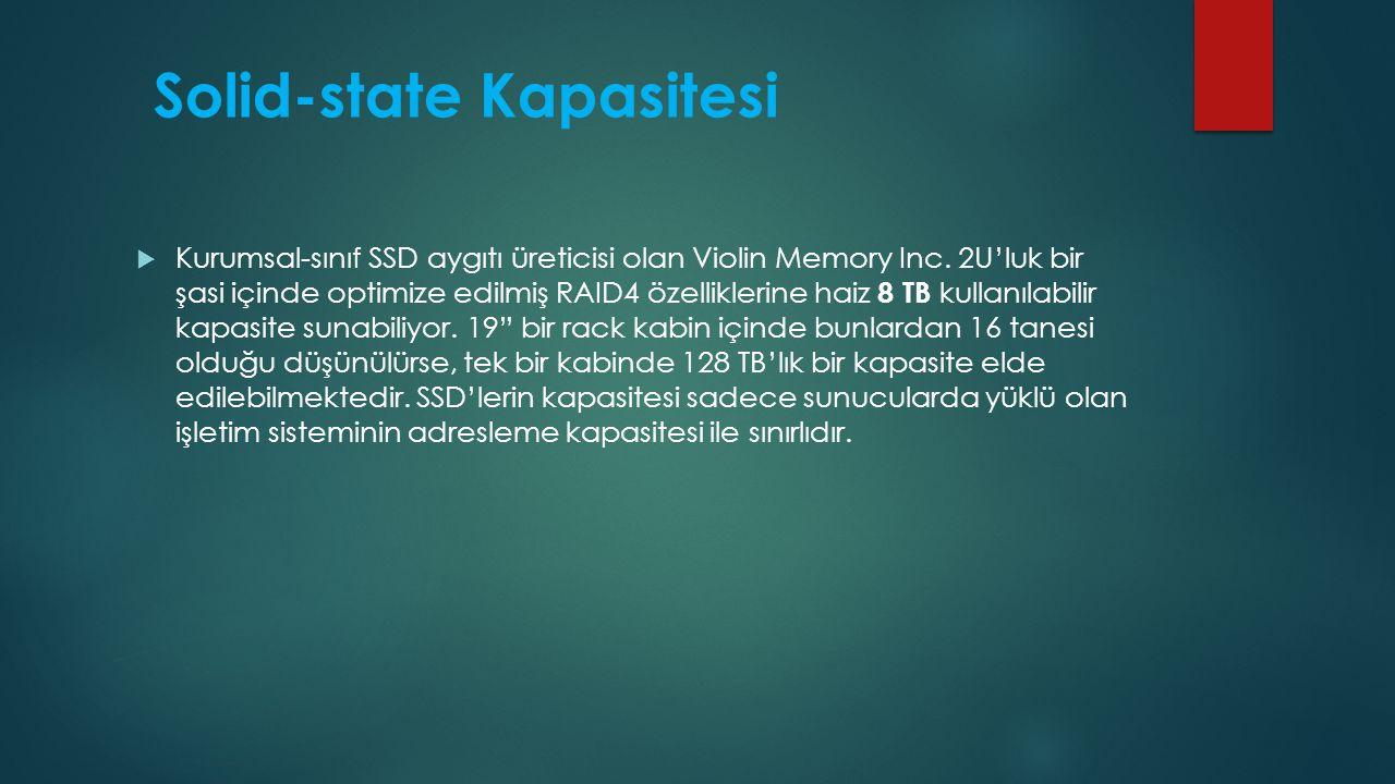 Solid-state Kapasitesi