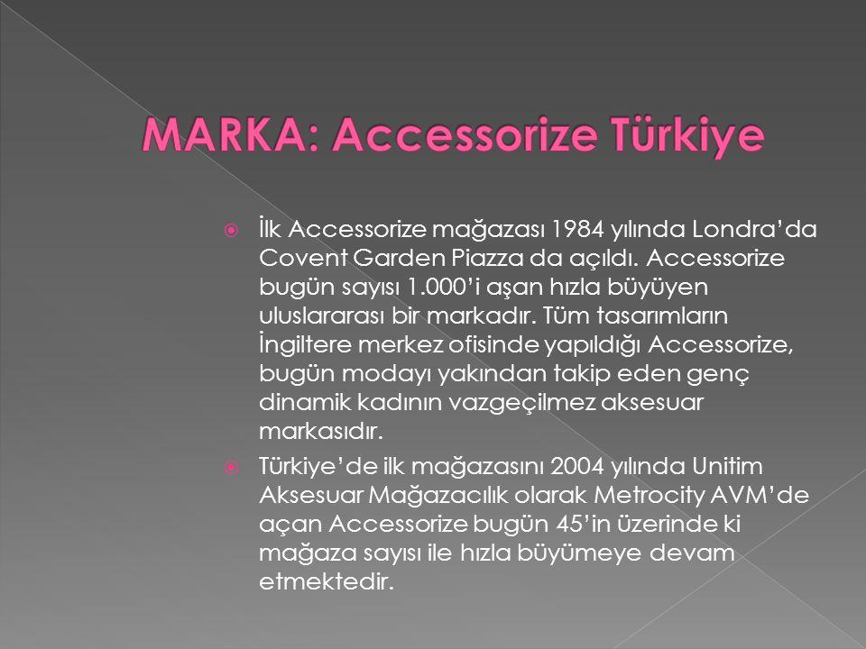 MARKA: Accessorize Türkiye