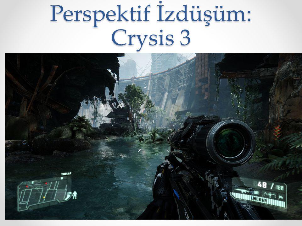 Perspektif İzdüşüm: Crysis 3