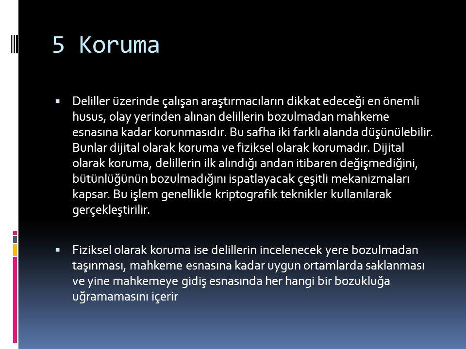 5 Koruma
