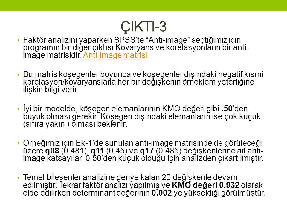 ÇIKTI-3