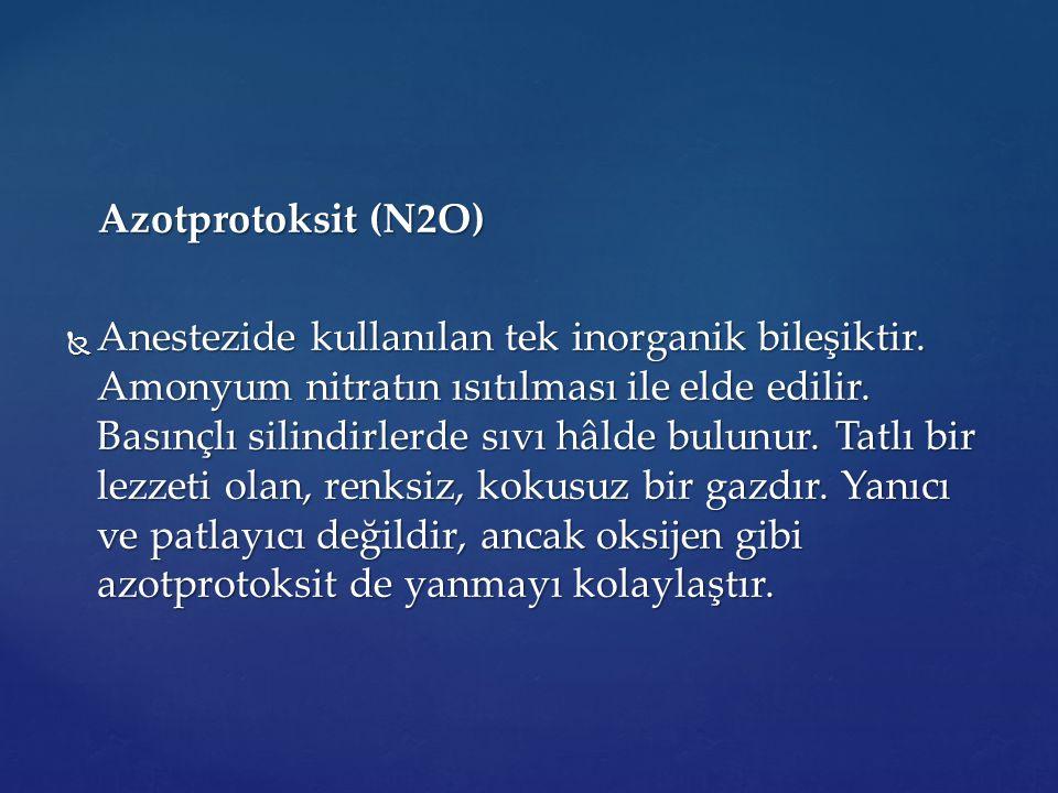 Azotprotoksit (N2O)