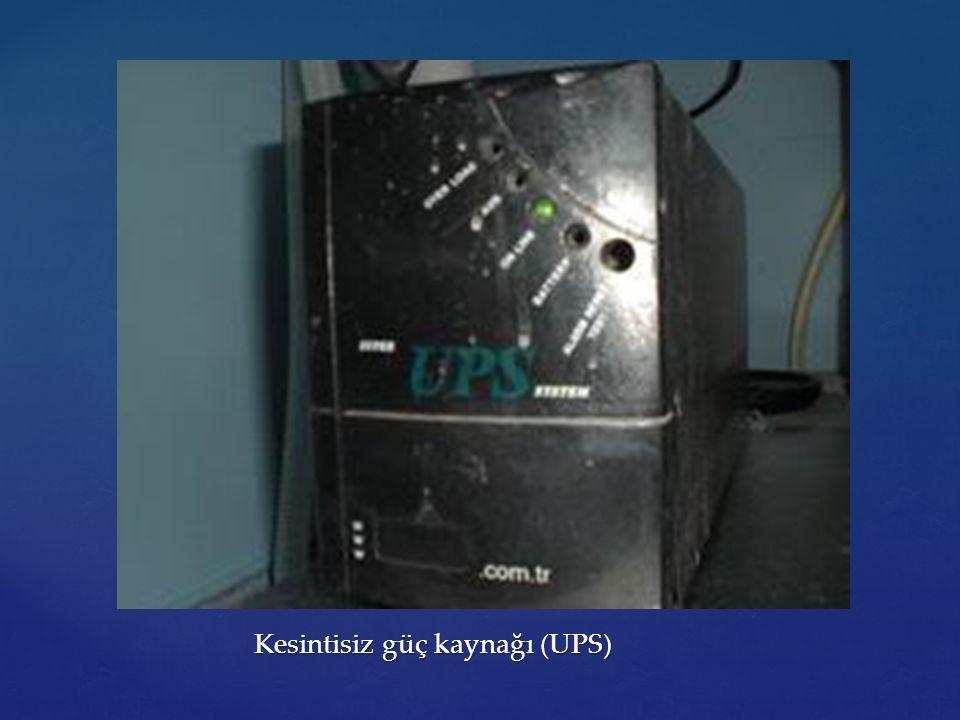 Kesintisiz güç kaynağı (UPS)