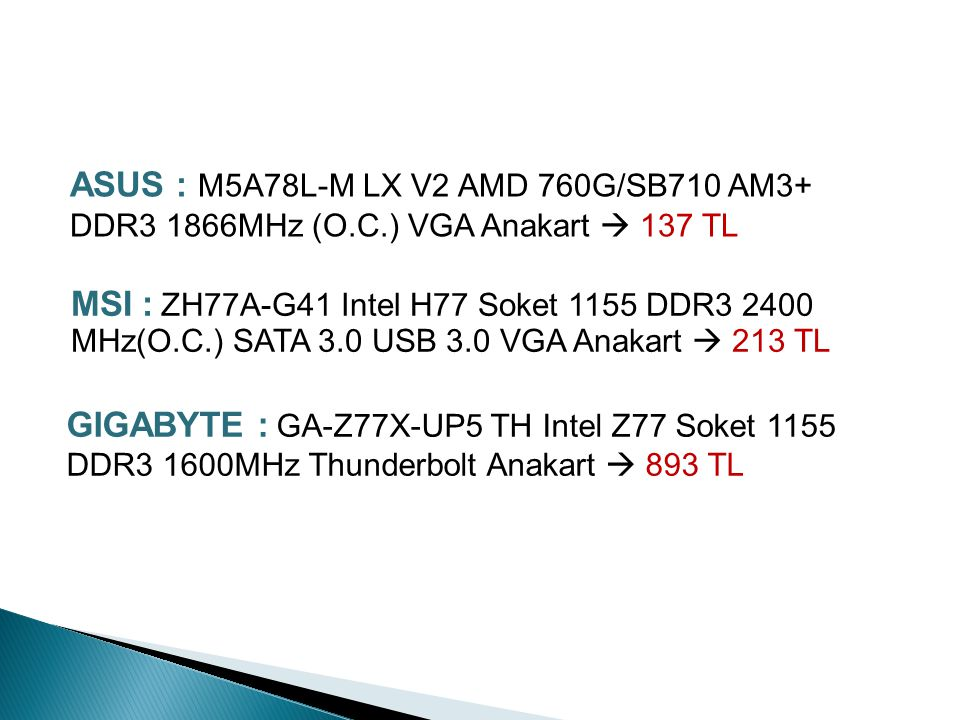 ASUS : M5A78L-M LX V2 AMD 760G/SB710 AM3+ DDR3 1866MHz (O. C