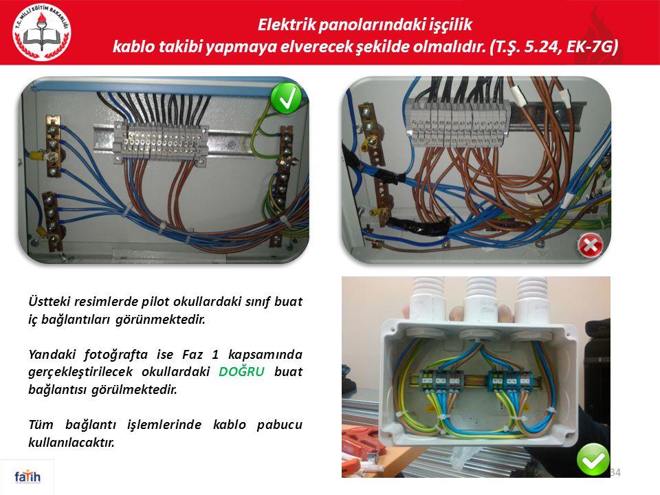 Elektrik panolarındaki işçilik