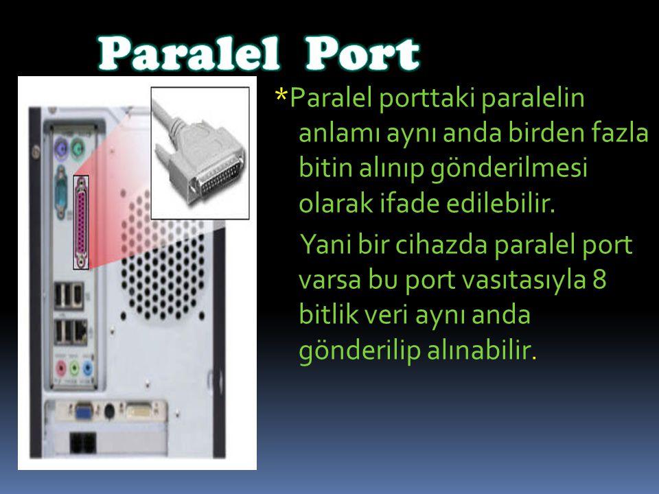 Paralel Port