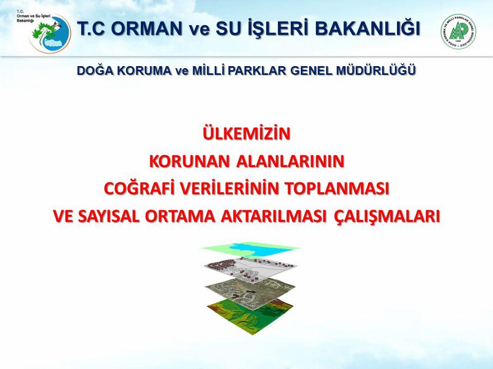 T.C ORMAN ve SU İŞLERİ BAKANLIĞI