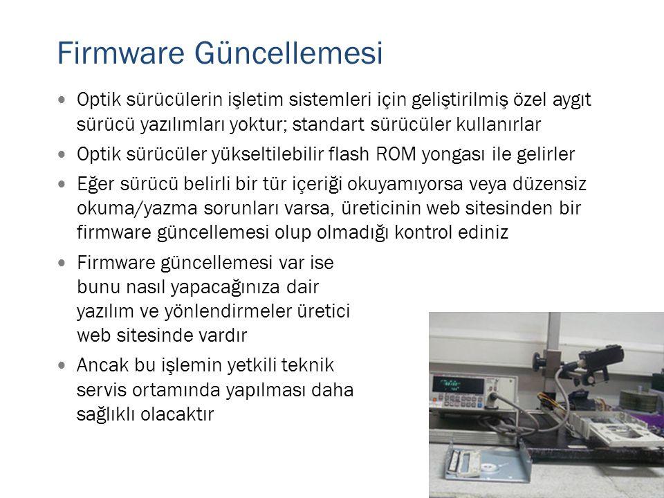 Firmware Güncellemesi