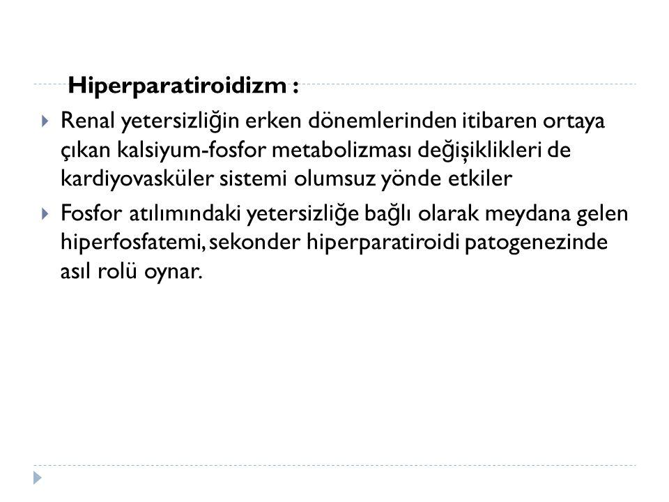 Hiperparatiroidizm :