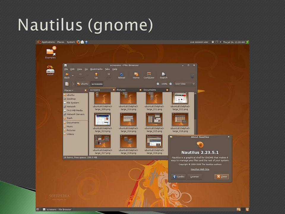 Nautilus (gnome)