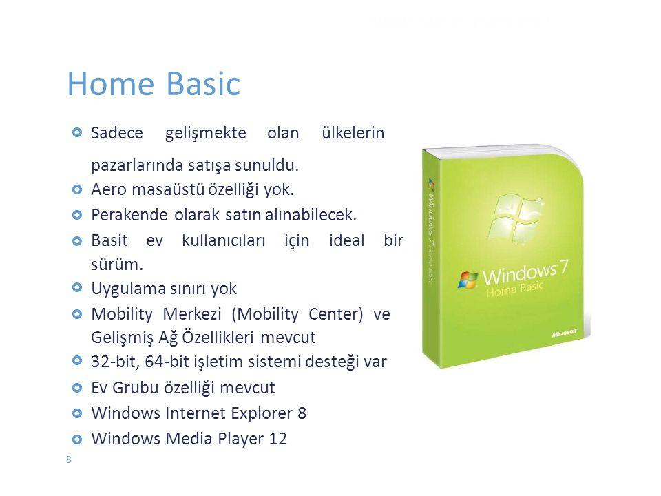 Home Basic Sadece gelişmekte olan ülkelerin
